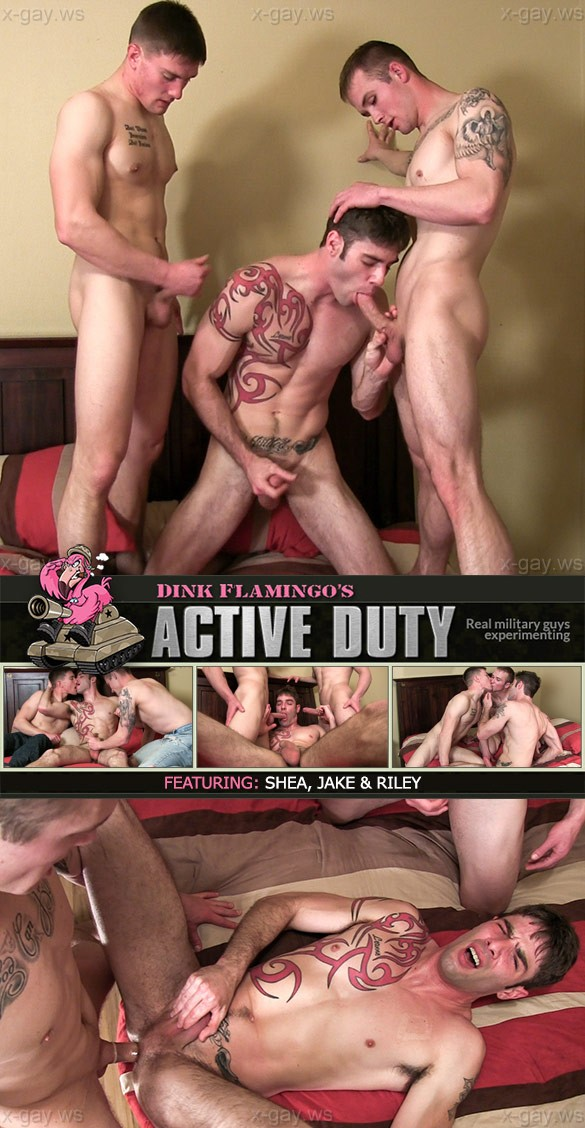 ActiveDuty – Jake, Riley & Shea