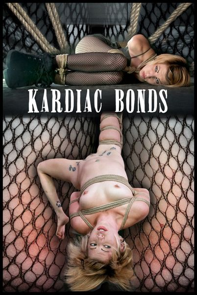 (04.02.2015) Blondie in Bondage, Delirious Hunter – Rope Bondage, Suspension