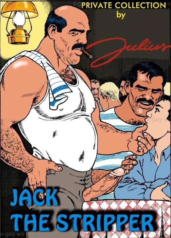 ComicsByJulius – Jack The Stripper