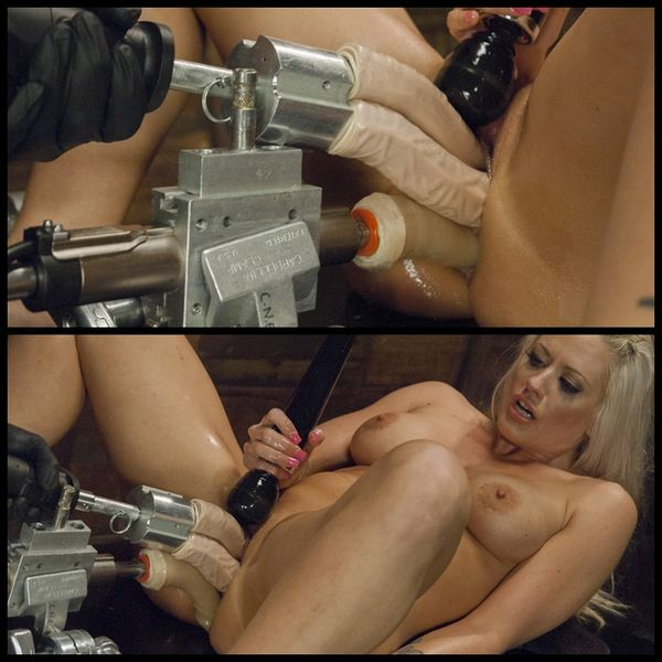 (11.02.2015) The World's Most Powerful Sex Machines vs The Most Powerful Vagina –  BDSM, FuckingMachines