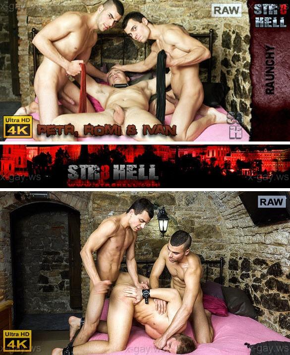 Str8Hell – Romi Zuska, Petr Zuska & Ivan Mraz, RAW