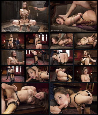 The Training Of O - Feb 20, 2015 - Tommy Pistol and Dani Daniels