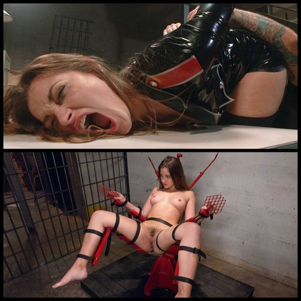(27.02.2015) Rebel Grind – Fucking in a Fucked Up Future – BDSM, Bondage