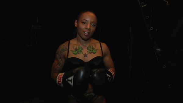 Petite Sexy Boxing Mistress Will Teach You a Lesson
