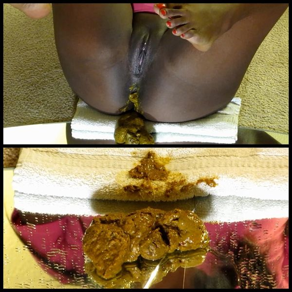 Mirror Poop – Solo Scat, Poopping