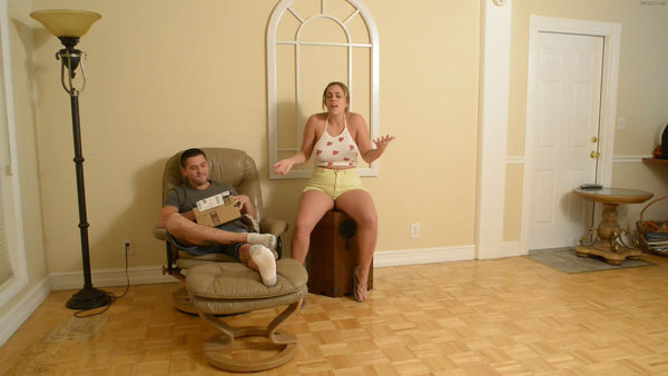Joi humilation bark like a doggy