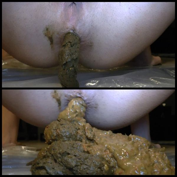 Masterpiece of shit and piss – Solo Scat, Poopping, Shitting