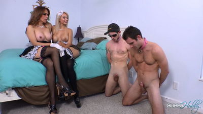 Subby Hubby - Maid to Order: Forced BJ