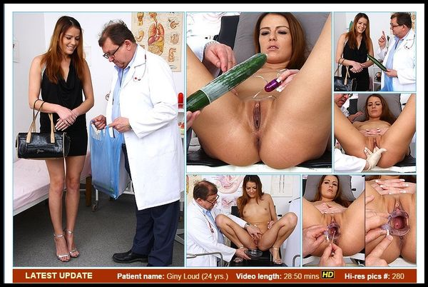 (15.03.2015) ExposedNurses – Giny Loud