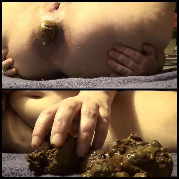Stuff My Shit Up My Ass – Solo Scat, Poopping