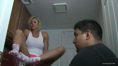 Sock Slaves 0 Mistress Rapture White Kitch