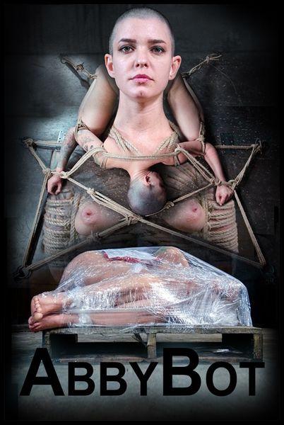 (18.03.2015) AbbyBot - Abigail Dupree - BDSM, Bondaj