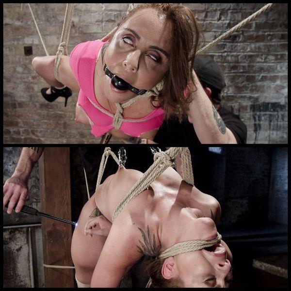 Bdsm brutal bondage