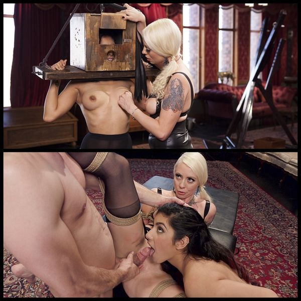 (27.03.2015) The Governess, the Butler and the Slave – BDSM, Domination