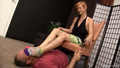 Mistress Bianca Color Sock