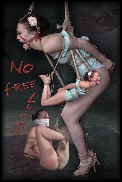 (08.04.2015) No Free Lunch – Bonnie Day – BDSM, Rope Bondage