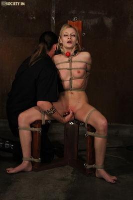 Society SM - Lustful Torment - Mallory Rae Murphy