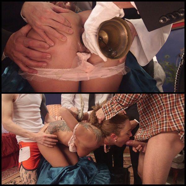(21.04.2015) Tvrđena tijela bogata kuja trostruka punjena duša puna ogromnog tvrdog penis