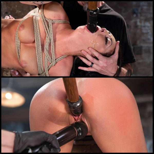 (23.04.2015) Sabrina Banks in Hardcore Bondage