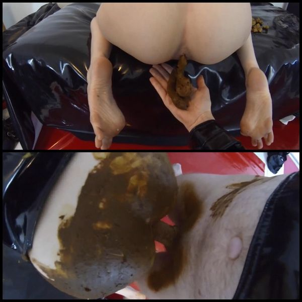 POV Scat Sex, Eating + Smearing