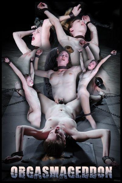 (01.05.2015) Orgasmageddon: Ashley Lane – BDSM, Bondage