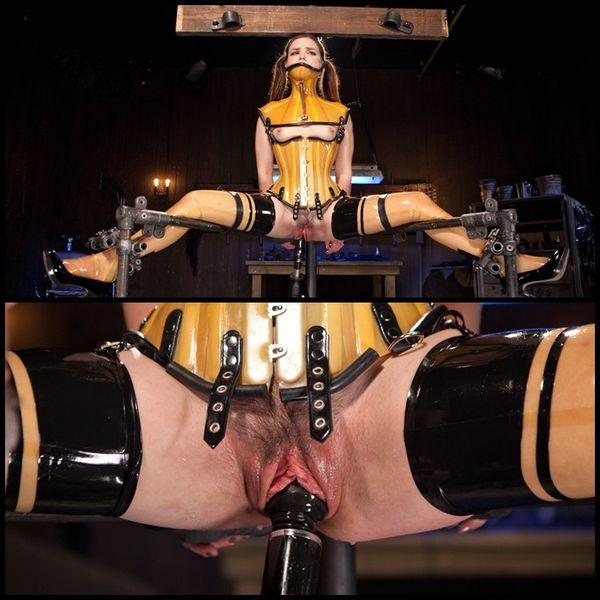 (01.05.2015) Whore Begs to Suffer in a Euphoria of Depravity – BDSM, Bondage