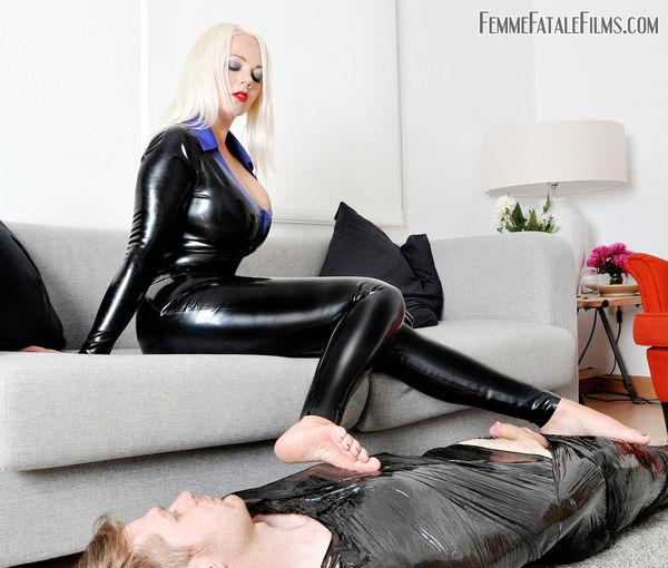 FemmeFataleFilms - Mistress Heather - City Stalker part 2,3