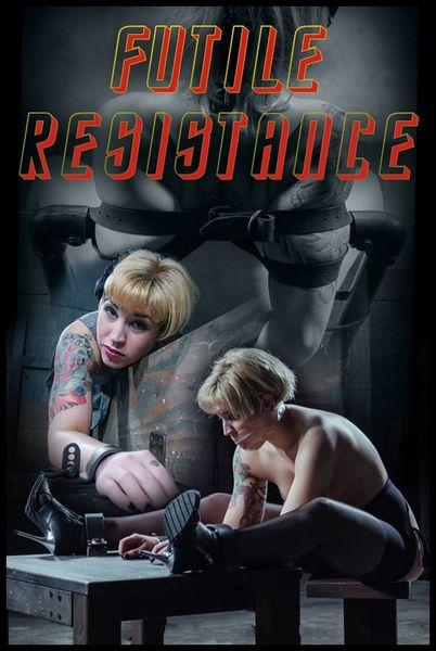 (05.06.2015) Futile Resistance – Elizabeth Thorn