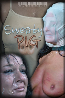 Real Time Bondage - Jun 20, 2015: Sweaty Pig Part 1   London River