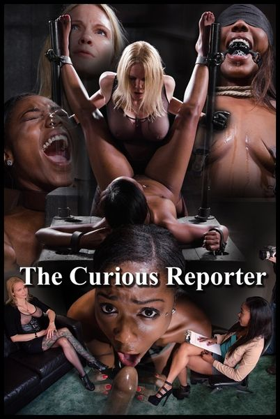 (30.06.2015) The Curious Reporter – Chanell Heart, Pockit Fanes