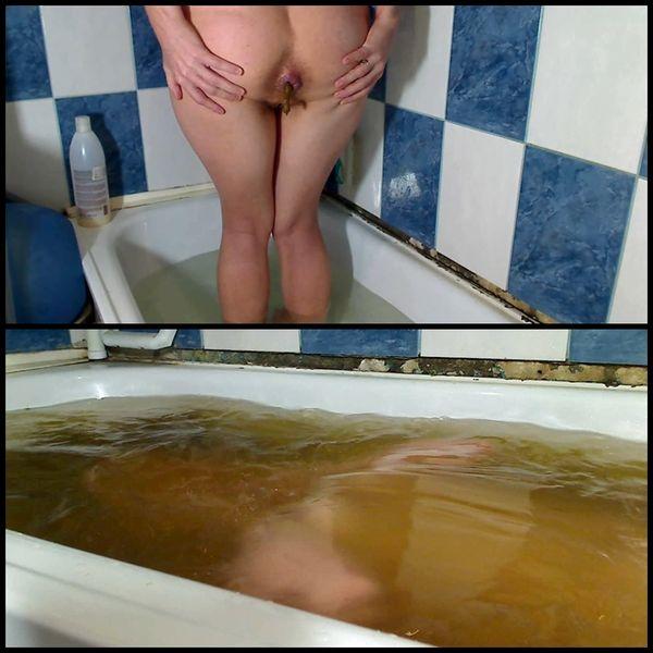 I bathe in a bath of shit