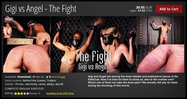 (26.07.2015) Gigi vs Angel – The Fight