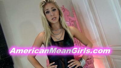 American Mean Girls 0 Sexy Assasin Princess Cindi