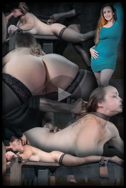 (10.08.2015) Bella Rossi's BaRS show continues with breathplay rough fucking and brutal deepthroat on BBC