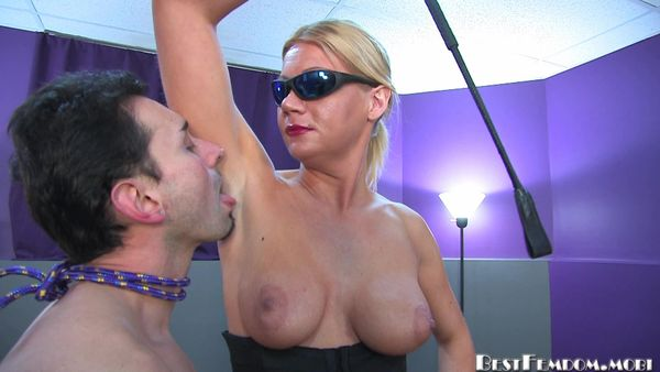 BestFemdom - Punish the Pretty Boy - Mistress Christina