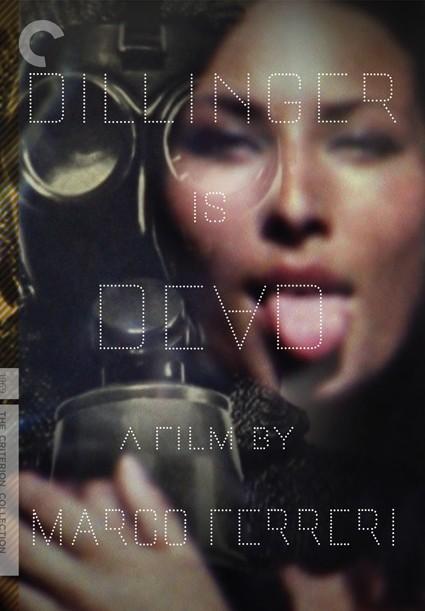 Posteri Dillinger_is_dead