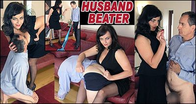 The English Mansion - Husband Beater Mistress Xena