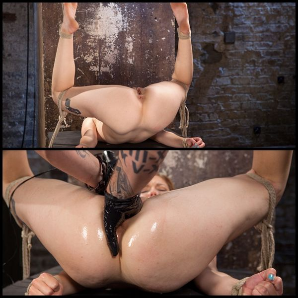 (17.09.2015) Predicament Bondage, Grueling Torment, Pussy Stuffed Orgasms