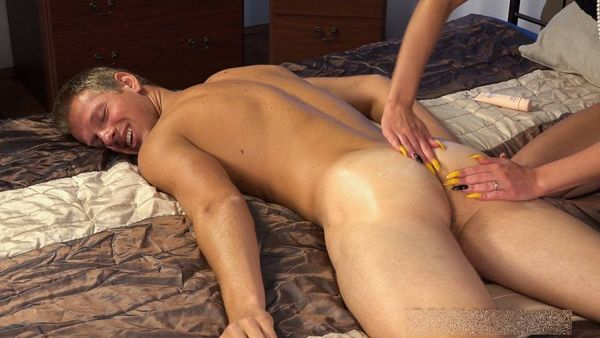 CFNMEu - CFNM Escort Massage part 1-4 update