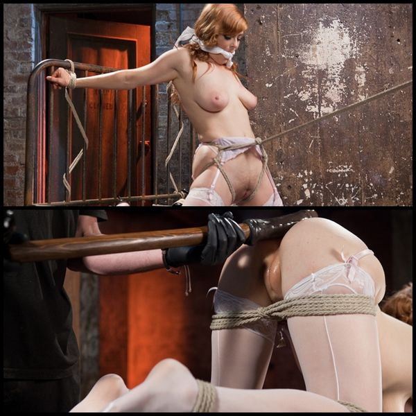 (01.10.2015) Penny Pax in Grueling Bondage, Tormented, Fucked in her Pussy and Ass