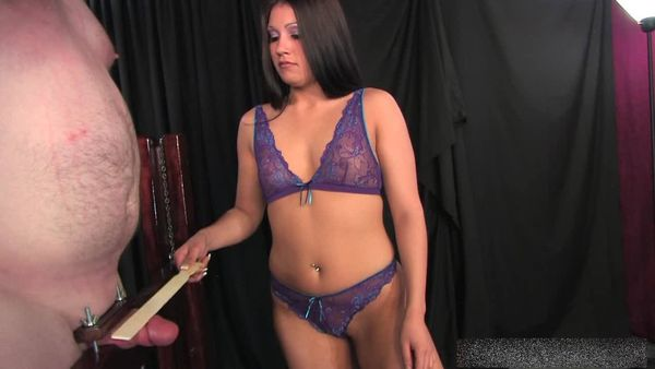 AmberDungeon - Jade Indica - Dominatrix - Part 3 of 3