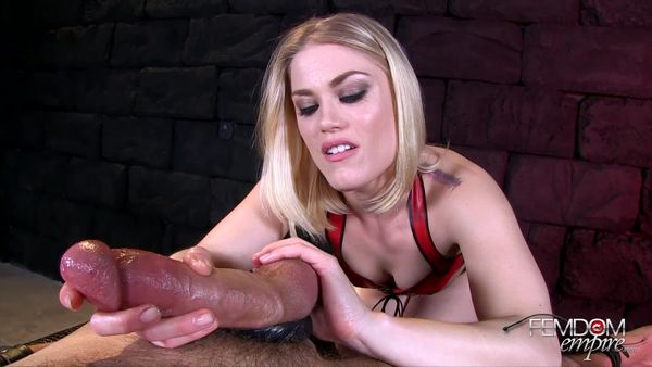 FemdomEmpire - Ash Hollywood - Two Finger Ruin