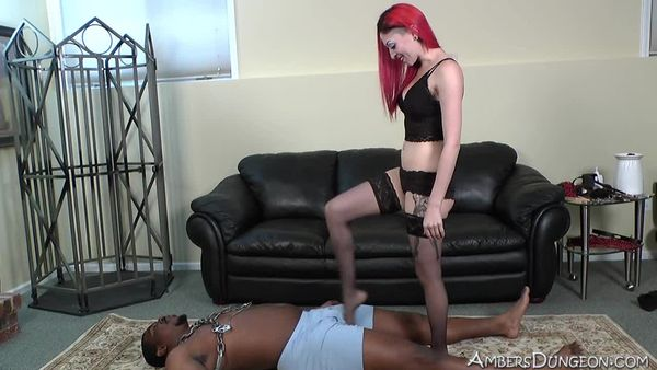 AmberDungeon - Mistress Severa - Black Beast - 1 of 3