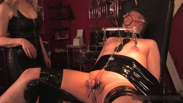 TheEnglishMansion - Mistress Sidonia - Sidonia's Play Thing part 1-4 update