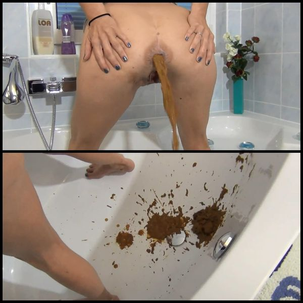 Extreme diarrhea mess (part 1)