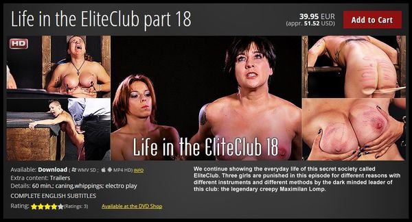 (08.11.2015) Life in the EliteClub part 18