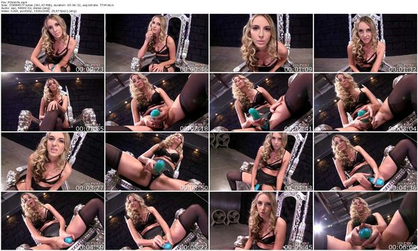 FemdomEmpire - Allie Eve Knox - Pimped Out Playtoy