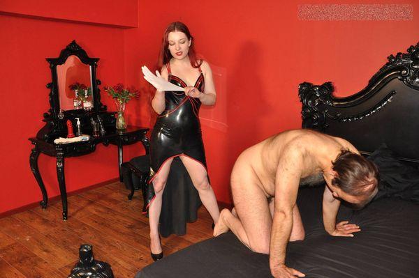 FemmeFataleFilms - Goddess Sophia - Sophia's Slave part 1-5 update
