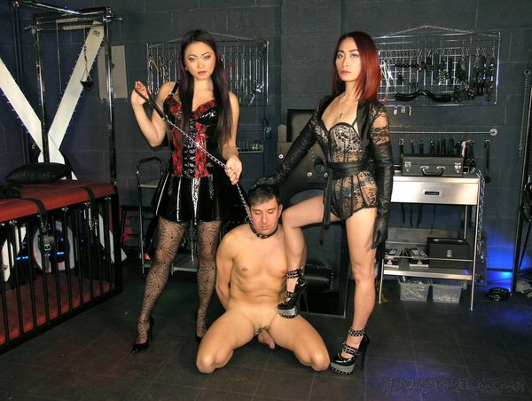 TheEnglishMansion - Goddess Maya Liyer, Mistress Amrita - Given Away part 1-3 update
