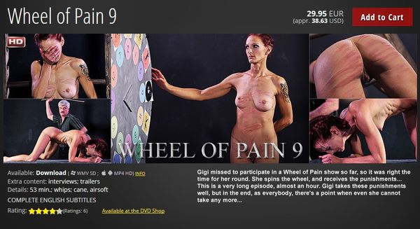 (15.11.2015) Wheel of Pain 9